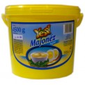 Majonéz light vödrös Yess 4500g